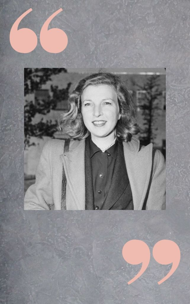 Martha Gellhorn Biography